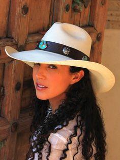 Brit West - Embroidered Felt Hat