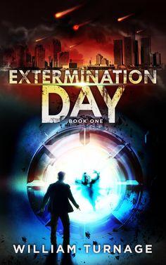2013 Nov - Extermination Day - virus - time travel thriller