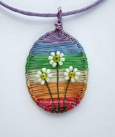 Rainbow mini pendant | Flickr - Photo Sharing!