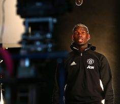Gallery: Paul Pogba's transfer to United - Official Manchester United Website United Website, Man Utd News, Football Love, Paul Pogba, Manchester United, Adidas Jacket, The Unit, Gallery, Roof Rack