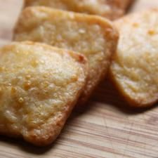 Three savory cheese cookie recipes