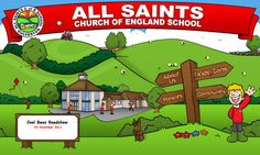 All Church of England School by PrimarySite.net