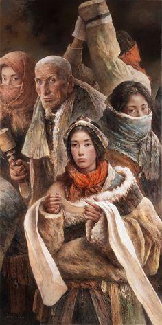 唐伟民(Tang Weimin)...   Kai Fine Art
