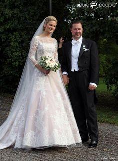 Royal Wedding Dress 2013 - Vicky Andren - Blog de myroyalty