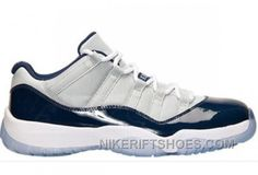 07d83a987b90 Air Jordan 11 Low Georgetown Cheap To Buy SPacA