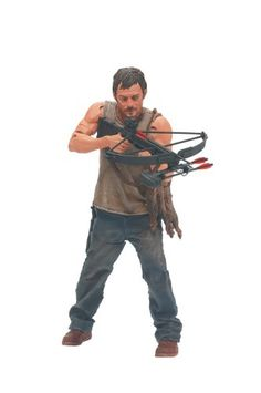McFarlane Toys The Walking Dead TV Series 1 - Daryl Dixon Action Figure:Amazon:Toys & Games