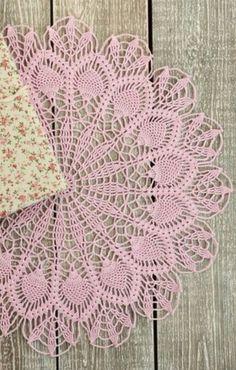 Doily crochet doily doilies Round dark turquoise doily C Lace Doilies, Crochet Doilies, Crochet Lace, Crochet Squares, Crochet Buttons, Thread Crochet, Crochet Hooks, Crochet Dreamcatcher, Crochet Mandala