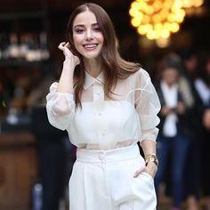 Turkish Women Beautiful, Turkish Beauty, Girls Fashion Clothes, Fashion Dresses, Tv Show Outfits, Stylish Dress Designs, Turkish Fashion, Cute Couple Videos, Fashion Tv
