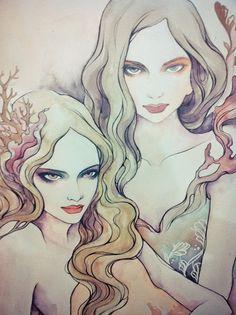 Soleil Ignacio Illustration
