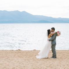 A Bright Preppy Wedding At The Landing Resort And Spa In South Lake Tahoe California Find This Pin More On Best Places