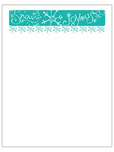 Our free Christmas letter template designs feature colorful borders, pretty frames to put family photos in, and plenty of space for writing your yearly Christmas letter. Christmas Letter Template, Free Christmas Printables, Letter Templates, Christmas Frames, Christmas Ribbon, Christmas Cards, Christmas Letters, Christmas Ideas, Christmas Letterhead
