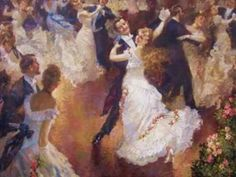 Leroy Anderson : Belle of the Ball , Waltz - London Promenade Orchestra