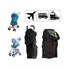 2015 Baby Strollers Cute Stroller Accessories Air Umbrella Stroller Pram Baby Bag Buggy Cover Case Black Accessories Stroller