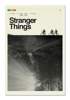 A limited edition digital print by designer Concepcion Studios, on view during the 2016 New York Comic Con with SPOKE (booth poster Concepcion Studios - Stranger Things Kitchen Poster, Poster Minimalista, Printable Poster, Film Poster Design, Design Posters, Poster Layout, Poster Ideas, Spoke Art, Plakat Design