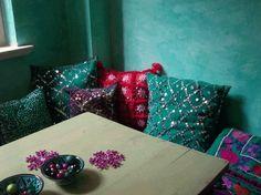 Paravent t te de lit gamme int rieurs d ailleurs meuble for Salon indien