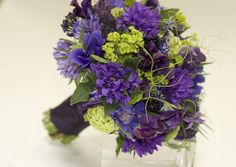 purple and yellow flower arrangements centerpieces | November, 2009 | Françoise Weeks European Floral Design