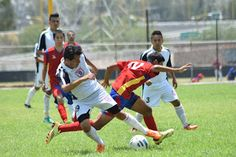 Primeros resultados del Pre Nacional de Tecnológicos en Aguascalientes ~ Ags Sports
