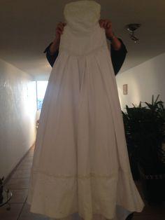 ¡Nuevo vestido publicado!  Forever Yours - T2-4 ¡por sólo $12500! ¡Ahorra un %!   http://www.weddalia.com/mx/tienda-vender-vestido-de-novia/forever-yours-t2-4/ #VestidosDeNovia vía www.weddalia.com/mx