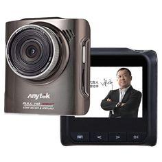 Super Night Vision  Dash Cam Car DVR Black Box Anytek A3 Car DVRs Novatek 96655 Car Camera With Sony IMX322 CMOS