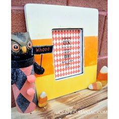 Candy Corn Home Decor DIY Projects