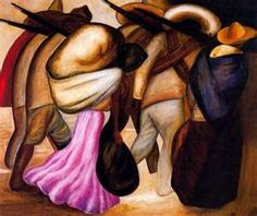 Soldiers - Jose Clemente Orozco