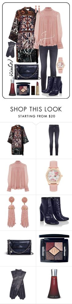 """""""Film Festival:Sundance Style"""" by elza76 on Polyvore featuring мода, Chloé, BLK DNM, Isabel Marant, Humble Chic, STELLA McCARTNEY, Christian Dior, Maison Fabre, HUGO и Kevyn Aucoin"""