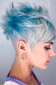 Popular Pixie Cut Looks You'll Instantly Adore ★ See more: http://lovehairstyles.com/popular-pixie-cut-looks/