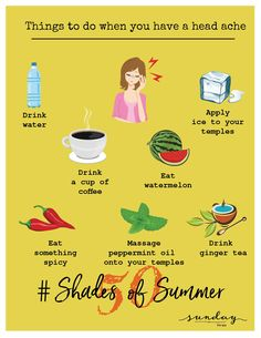 Easier than you think: Next time your skull's pounding, turn to these natural DIY headache remedies for quick relief.Or if you want a better solution, Visit Sunday The Spa for a relaxing KAMA head champi :) #sundaythespa #headchampi #50shadesofsummer #Day16 #headache #headmassage #relaxation #homeremedies #DIY #kamaayurveda #naturalremedies