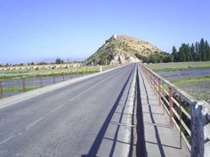 Cerro de la Virgen/Puente Pelvin, Peñaflor - Chile