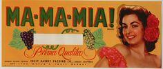 Vintage Fruit Crate Label 3 | chicks57 | Flickr