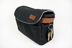 turns any bag into a camera bag!