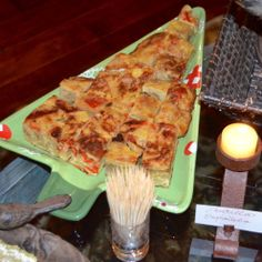 Tortilla Espanola, Christmas Spanish Style, A Paella Party in Lake Arrowhead, California, www.AfterOrangeCounty.com