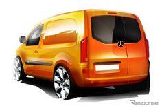 Mercedes-Benz CITAN sketch