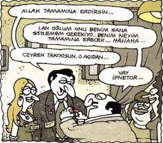 Karikaturiks | Gülümse biraz.!: Allah Tamamına Erdirsin :)