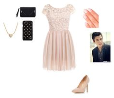 Going to a party with Austin by harrystylesandliampayne on Polyvore featuring mode, Dorothy Perkins, Nadri, Diane Von Furstenberg and Elegant Touch