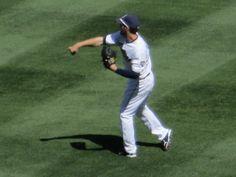 Chris Denorfia of the San Diego Padres