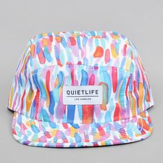The Quiet Life Dashes 5-panel, multi   Beyond