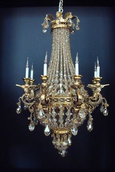 Crescente Miniatures Chandeliers