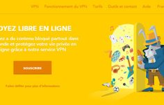 Test du VPN Hidemyass