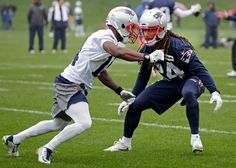 Rich get richer as Stephon Gilmore bolsters Patriots at cornerback