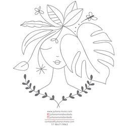 Desenho de Março - mulheres