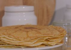 Brunch, Crepes, Barbecue, Pancakes, Good Food, Sweets, Snacks, Baking, Breakfast