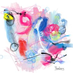 Nine Modern Feng Shui art 9 - highest number, accomplishment, attainment. Art Print