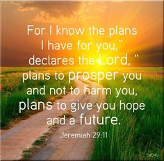 Jer 29:11