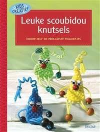 Scoubidous zijn eenvoudig en leuk om te maken! Je leert in dit boek hoe je…