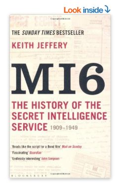recommended by Tony Comer, Historian, GCHQ