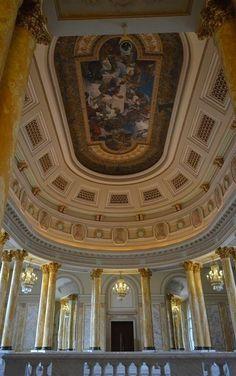 Muzeul National de Arta al Romaniei Palatul Regal Bucuresti Royal Palace National Museum of Art Bucharest Romania…