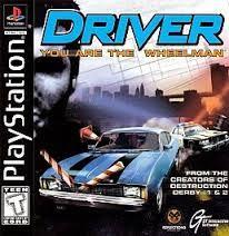 Driver playstation -