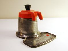 Vintage Italian coffee maker by RetroGustoMenta on Etsy, €28.00