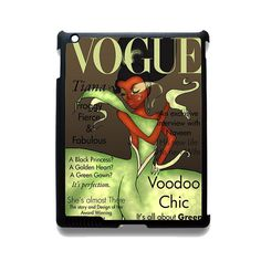 Tiana Disney Vogue Magazine TATUM-11217 Apple Phonecase Cover For Ipad 2/3/4, Ipad Mini 2/3/4, Ipad Air, Ipad Air 2